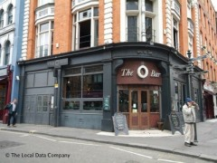 The O Bar, exterior picture