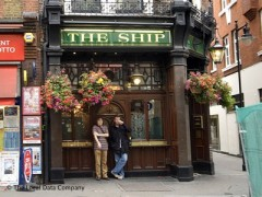 The Ship, exterior picture