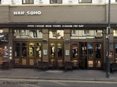 Bar Soho, exterior picture