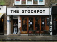 The Stockpot, exterior picture