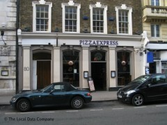 Pizza Express 80 St Martins Lane Covent Garden London