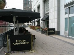 The Henry Addington, exterior picture