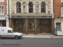 Horse & Groom, exterior picture
