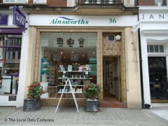 Ainsworth Homeopathic Pharmacy, exterior picture