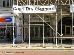 Capri Dry Cleaners, exterior picture