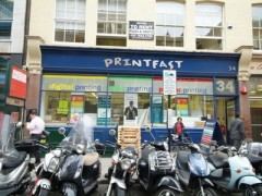 Printfast W1, exterior picture