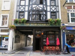 The Wheatsheaf, exterior picture