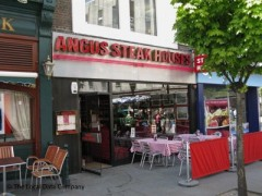 Angus Steakhouse, exterior picture