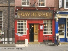 The Gay Hussar image