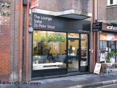 The Lounge Soho Hairdressers, exterior picture