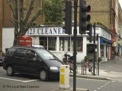 123 Cleaners image