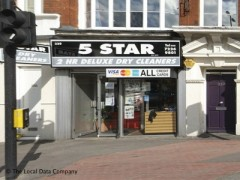5 Star Dry Cleaners, exterior picture