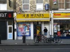 A B Wines image