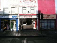 A H Cooke image