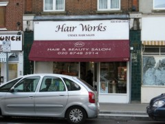 Hair Works, exterior picture