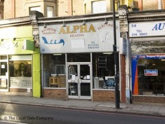 Alpha Plumbing & Electrical Merchants, exterior picture