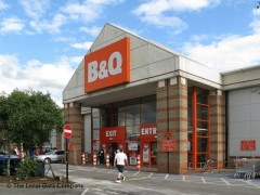 B&Q DIY Supercentre, exterior picture