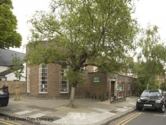 Belsize Library, exterior picture