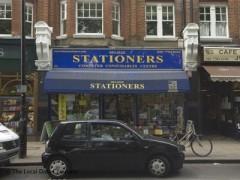 Belsize Stationers image