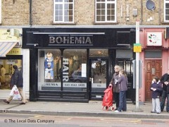 Bohemia Hairdressing, exterior picture