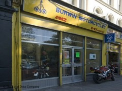 Burwin Motorcycles image