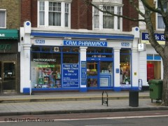 Cam Pharmacy, exterior picture
