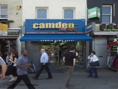 Camden News, exterior picture