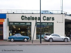 Chelsea Cars International, exterior picture