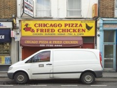 Chicago Pizza 129 South Lambeth Road London Fast Food