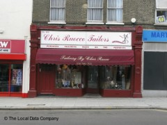 Chris Ruocco Tailors, exterior picture