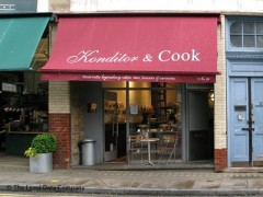 Konditor & Cook, exterior picture