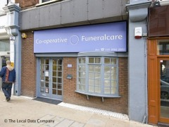 Co-operative Funeral Services, exterior picture
