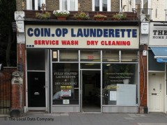 Coin-Op Laundry, exterior picture