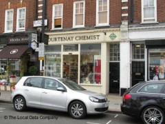 Courtenay Chemists, exterior picture