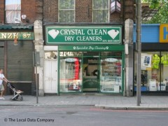 Crystal Clean Dry Cleaners image