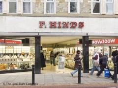 F Hinds, exterior picture