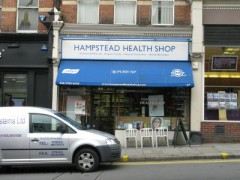 Hampstead Health Shop image