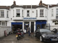Hampstead Motor Services image