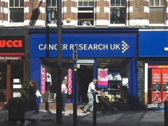 Cancer Research UK, exterior picture