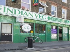 Indian Veg, exterior picture