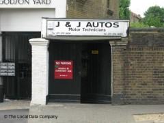J & J Autos image