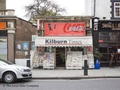 Jumbos Newsagents, exterior picture