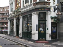 The Kings Arms, exterior picture