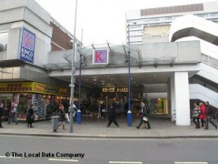 Kings Mall Shopping Centre, exterior picture