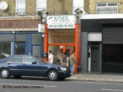 New Kings Car Services, exterior picture