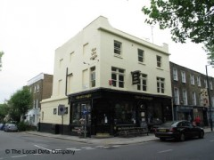 The Old Eagle, exterior picture