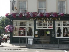 The Old Suffolk Punch image