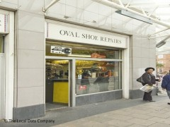 Oval Shoe Repairs image