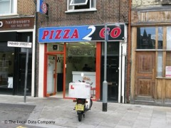 Pizza 2 Go, exterior picture
