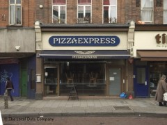 Pizza Express 227 Finchley Road Hampstead London Nw3 6lp